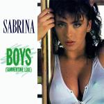 Original Cover Artwork of Sabrina Boys Summertime