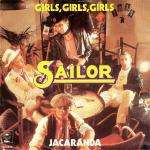 Original Cover Artwork of Sailor Girls Girls Girls