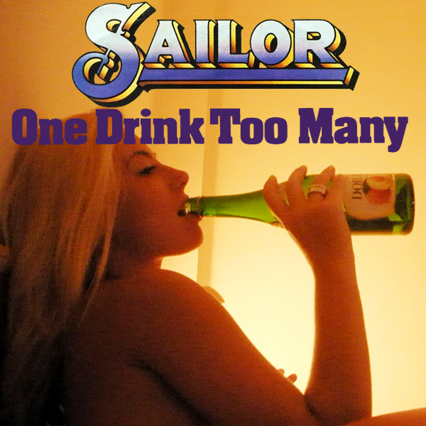 Cover Artwork Remix of Sailor One Drink Too Many