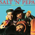 Original Cover Artwork of Salt N Pepa You Showed Me