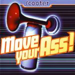 Original Cover Artwork of Scooter Move Your Ass