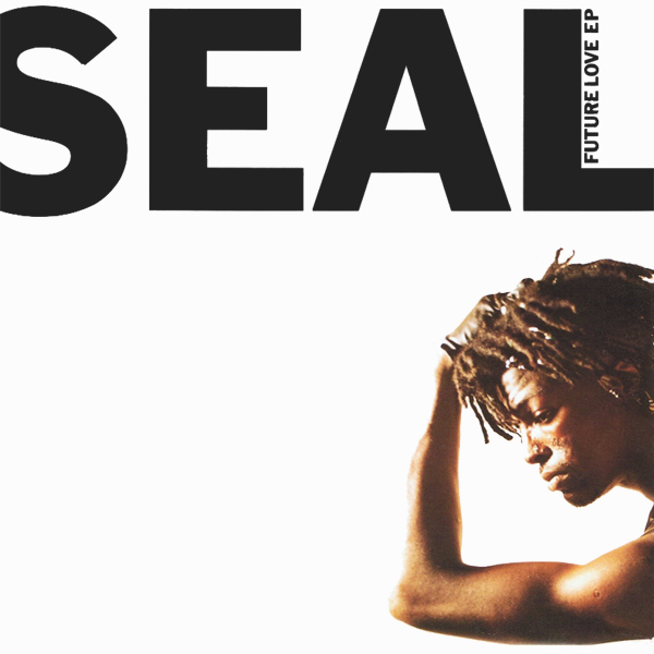 Original Cover Artwork of Seal Future Love Paradise Ep