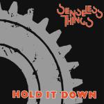 Original Cover Artwork of Senseless Things Hold It Down