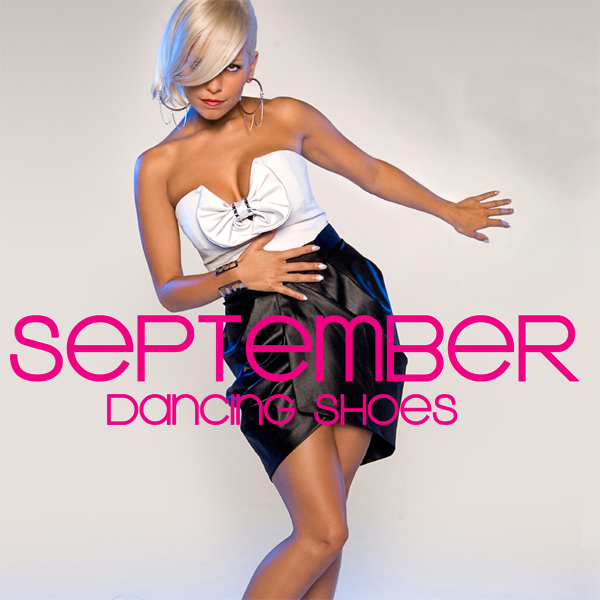 Original Cover Artwork of September Dancing Shoes
