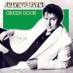 Original Cover Artwork of Shakin Stevens Green Door