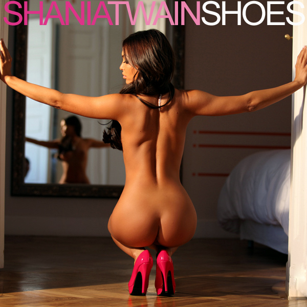 Cover Artwork Remix of Shania Twain Shoes