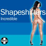Cover Artwork Remix of Shapeshifters Incredible