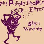Original Cover Artwork of Sheb Wooley Purple People Eater