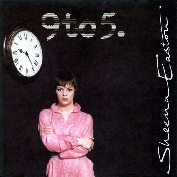 Original Cover Artwork of Sheena Easton 9 To 5