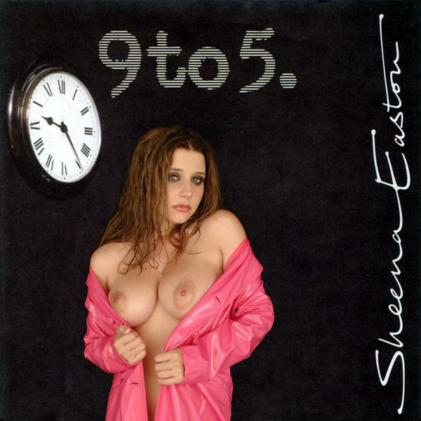 Cover Artwork Remix of Sheena Easton 9 To 5