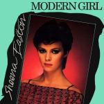 Original Cover Artwork of Sheena Easton Modern Girl