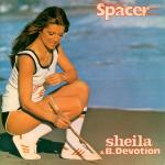 Original Cover Artwork of Sheila B Devotion Spacer Or