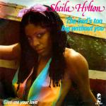 Original Cover Artwork of Sheila Hylton Beds Too Big Without You