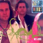 Original Cover Artwork of Simple Minds Shes A River