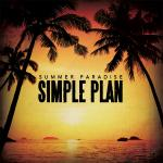 Cover artwork for Summer Paradise - Simple Plan Featuring Sean Paul
