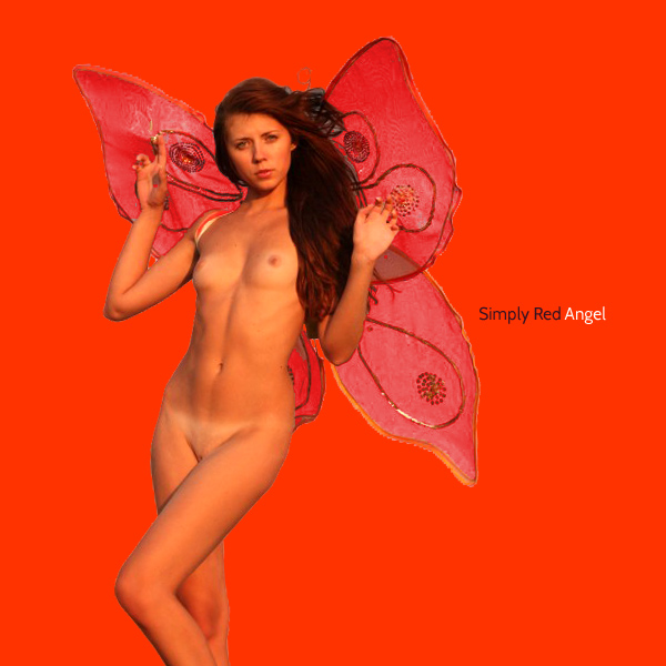 Cover Artwork Remix of Simply Red Angel