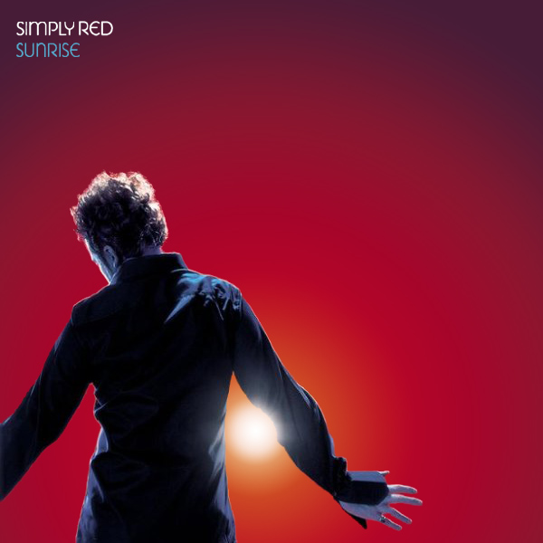 Original Cover Artwork of Simply Red Sunrise