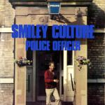 Original Cover Artwork of Smiley Culture Police Officer