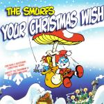 Original Cover Artwork of Smurfs Your Christmas Wish
