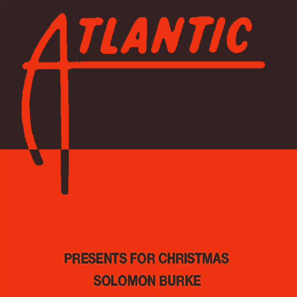 Original Cover Artwork of Solomon Burke Presents For Christmas