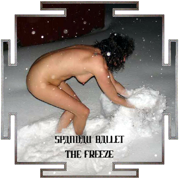 Cover Artwork Remix of Spandau Ballet The Freeze