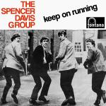 Original Cover Artwork of Spencer Davis Keep On Runnining