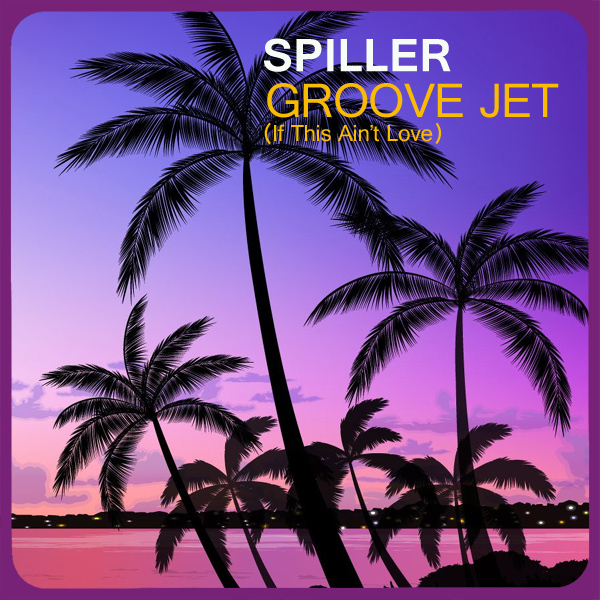 Original Cover Artwork of Spiller Bextor Groovejet
