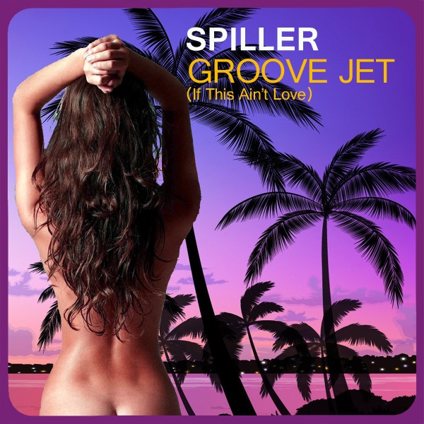 Cover Artwork Remix of Spiller Bextor Groovejet