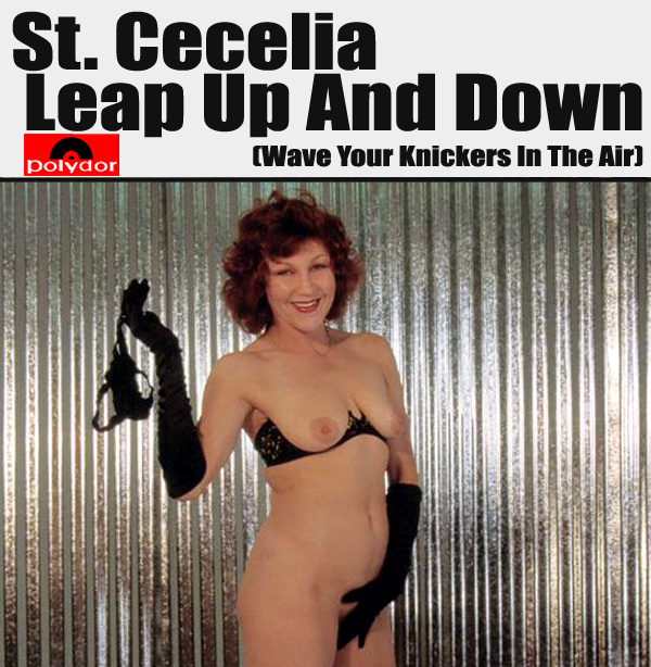 st cecelia leap up and down remix