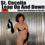 Cover Artwork Remix of St Cecelia Leap Up And Down