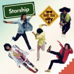 Original Cover Artwork of Starship We Built This City