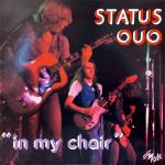 Original Cover Artwork of Status Quo In My Chair