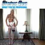 Cover Artwork Remix of Status Quo What Youre Proposing