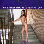 Cover Artwork Remix of Stereo Mcs Step It Up