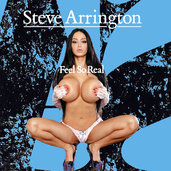 Cover Artwork Remix of Steve Arrington Feel So Real