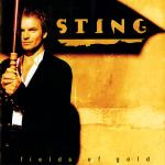 Original Cover Artwork of Sting Fields Of Gold