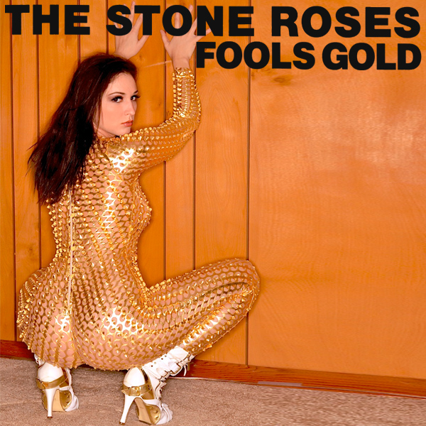 Cover Artwork Remix of Stone Roses Fools Gold