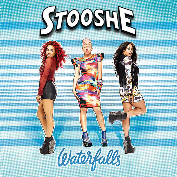 Original Cover Artwork of Stooshe Waterfalls