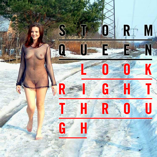 Cover Artwork Remix of Storm Queen Look Right Through