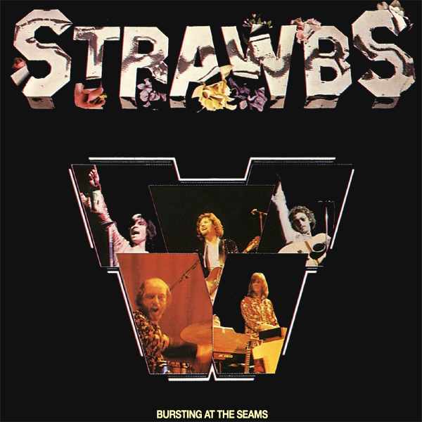 Original Cover Artwork of Strawbs Bursting At The Seams