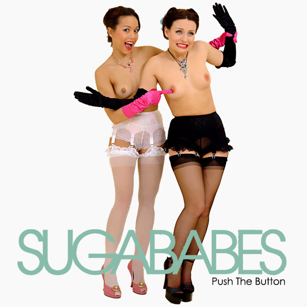 Cover Artwork Remix of Sugababes Push The Button