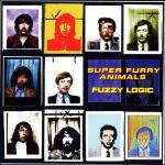 Original Cover Artwork of Super Furry Animals Fuzzy Logic