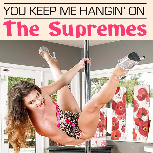 Cover Artwork Remix of Supremes You Keep Me Hangin On