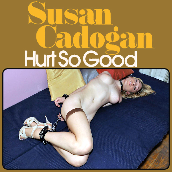 Cover Artwork Remix of Susan Cadogan Hurt So Good