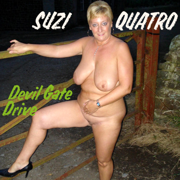 Cover Artwork Remix of Suzi Quatro Devil Gate Drive