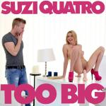 Cover Artwork Remix of Suzi Quatro Too Big