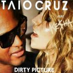 Original Cover Artwork of Taio Cruz Featuring Kesha Dirty Picture