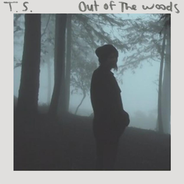 Original Cover Artwork of Taylor Swift Out Of The Woods