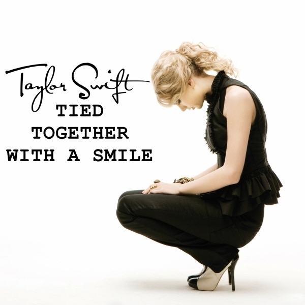 Original Cover Artwork of Taylor Swift Tied Together