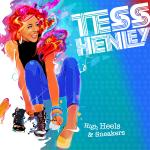 Original Cover Artwork of Tess Henley High Heels And Sneakers